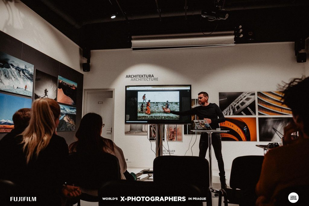 Jose Jeuland photography talk workshop fujifilm sri lanka singapore