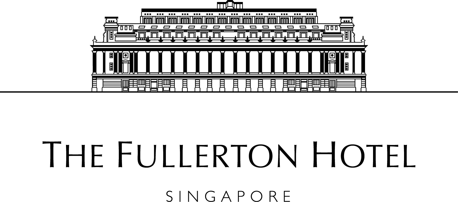 The Fullerton Hotel Logo