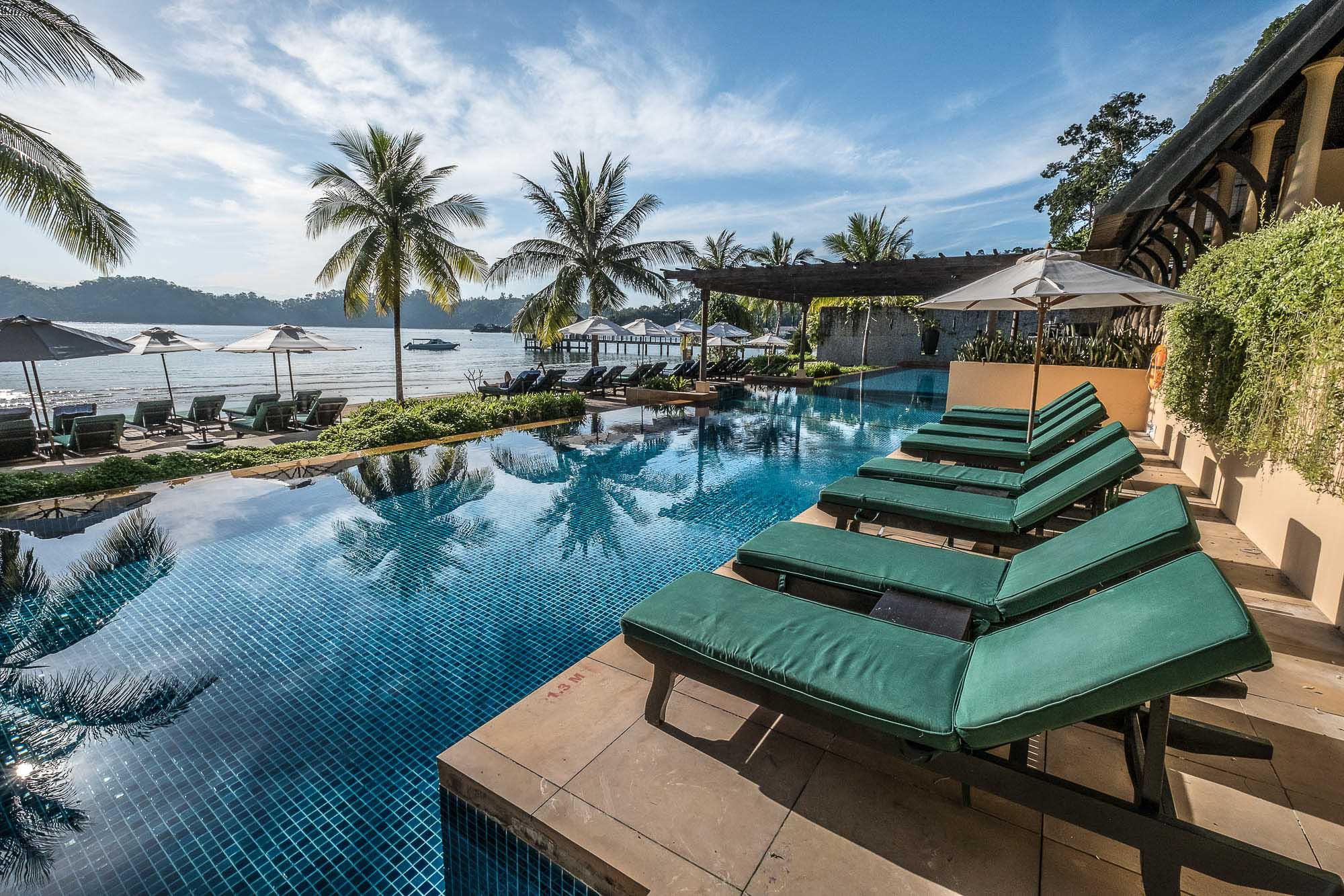 Hospitality restaurant bar hotel Photography services borneo gaya island resort