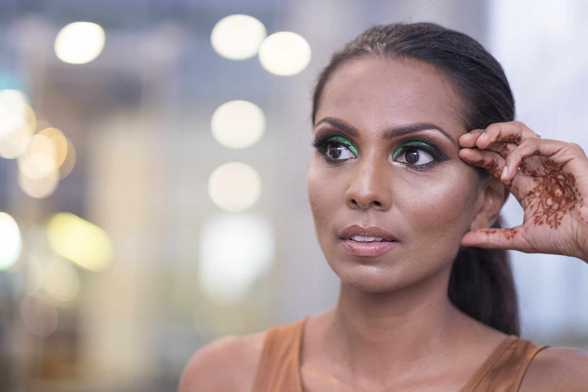 Make up services Photography shoot singapore