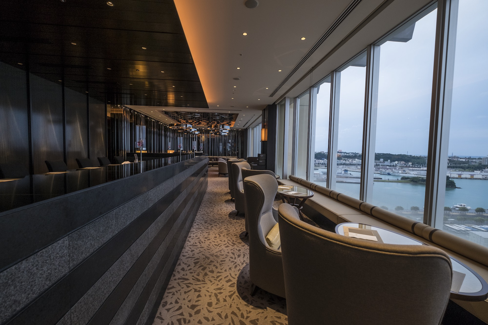 Hospitality restaurant bar hotel Photography services singapore Naha Japan