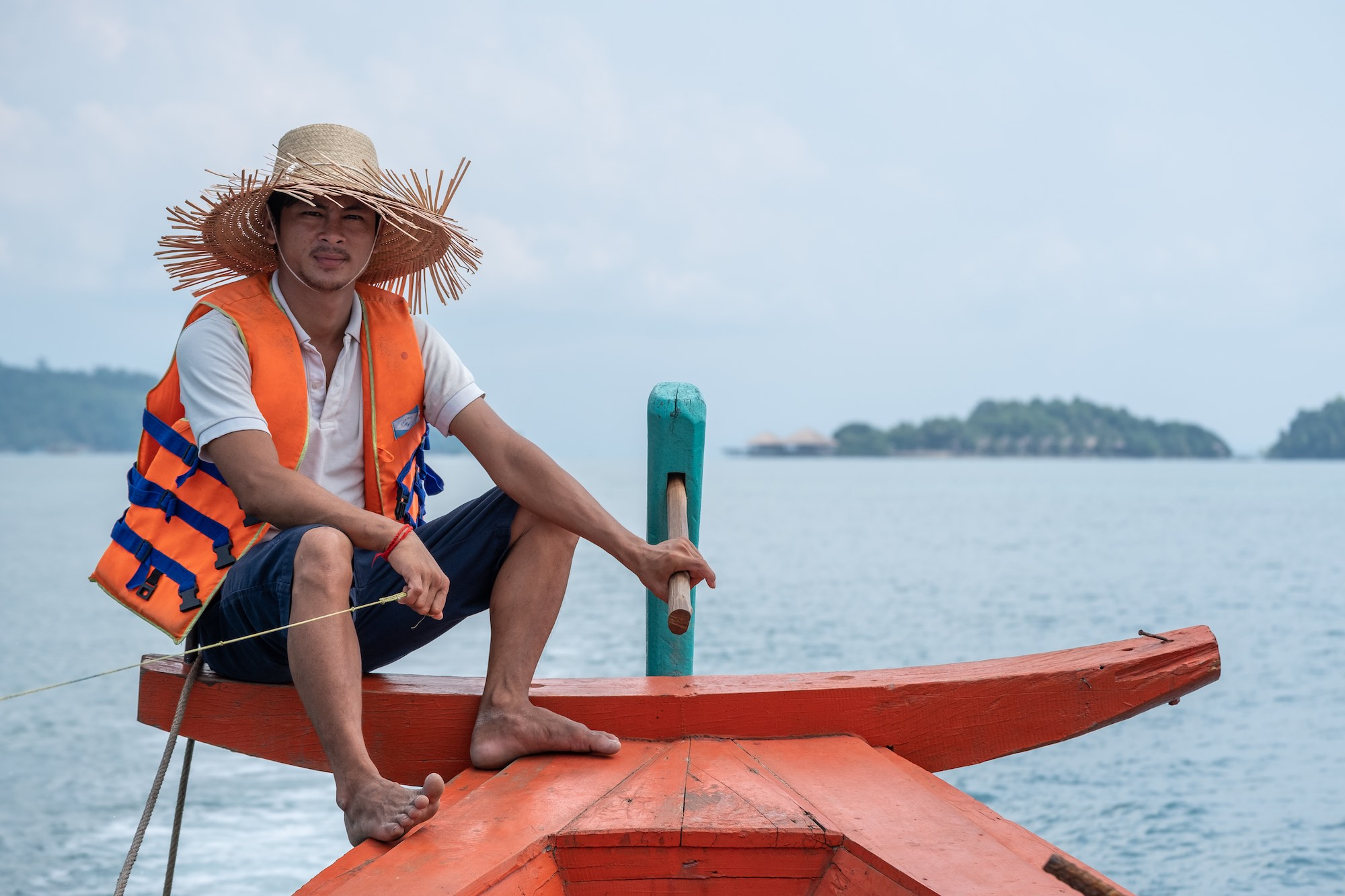 Tourism Travel Photography services commercial - Cambodia Song Saa Island