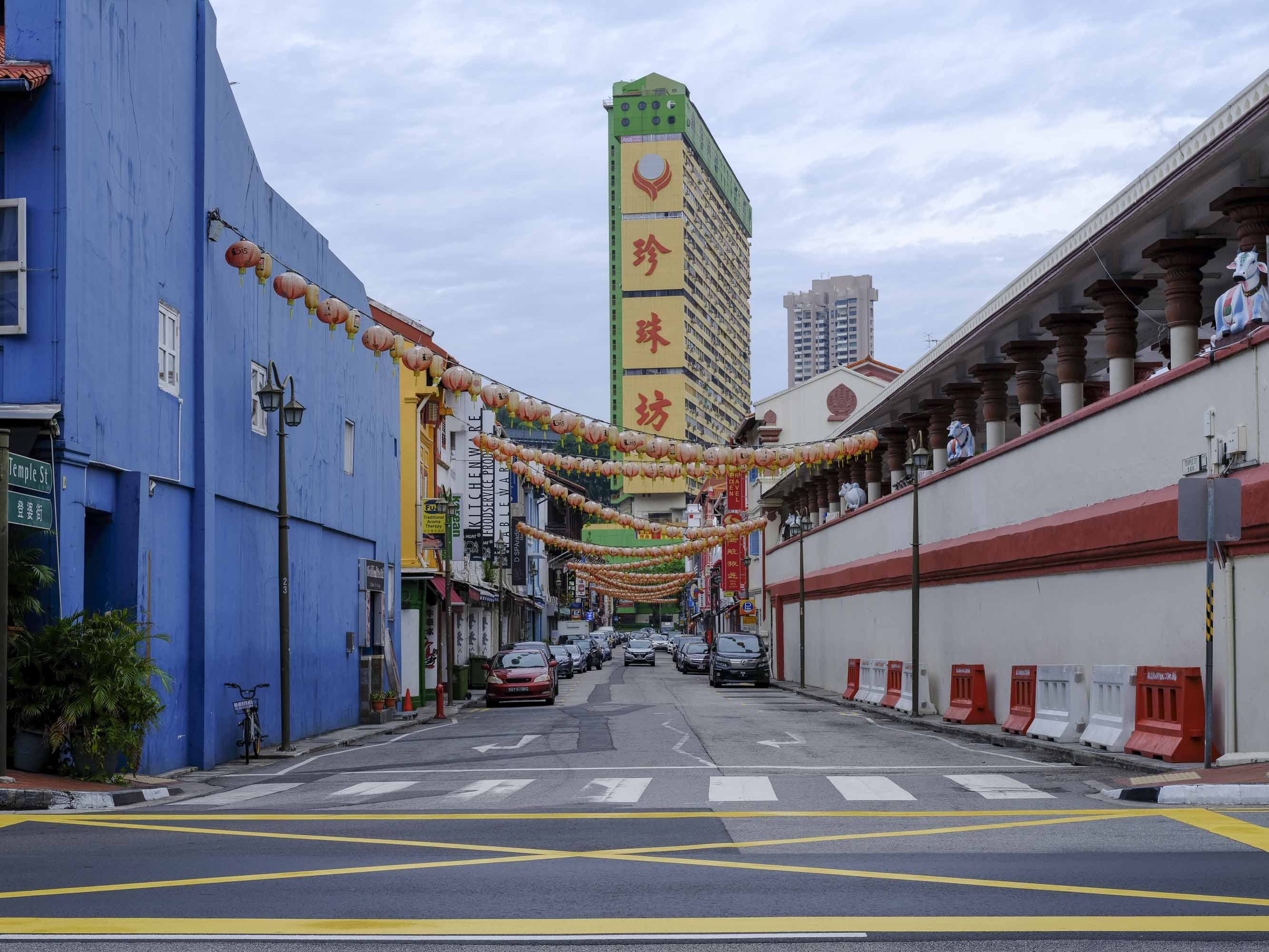 Tourism Travel Photography services commercial - Singapore