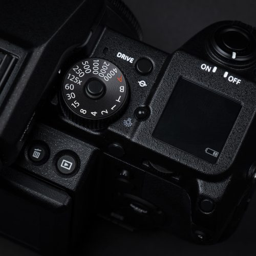 FUJIFILM GFX 50S black medium forma