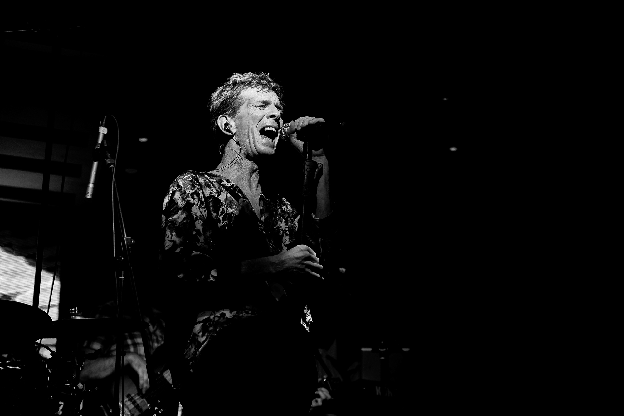 photography events Singapore photographer concert music Paul roberts David bowie