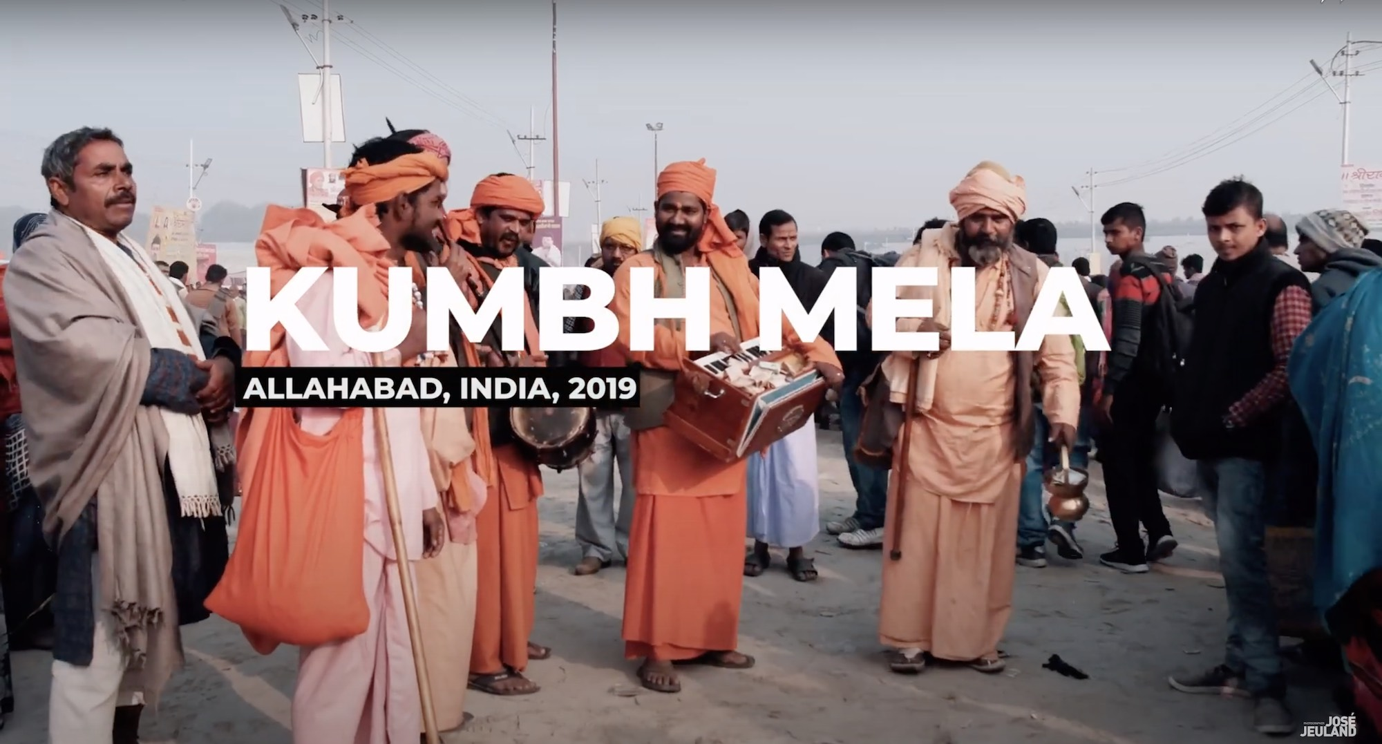 Screenshot Kumbh Mela India festival video production company singapore coco creative studio