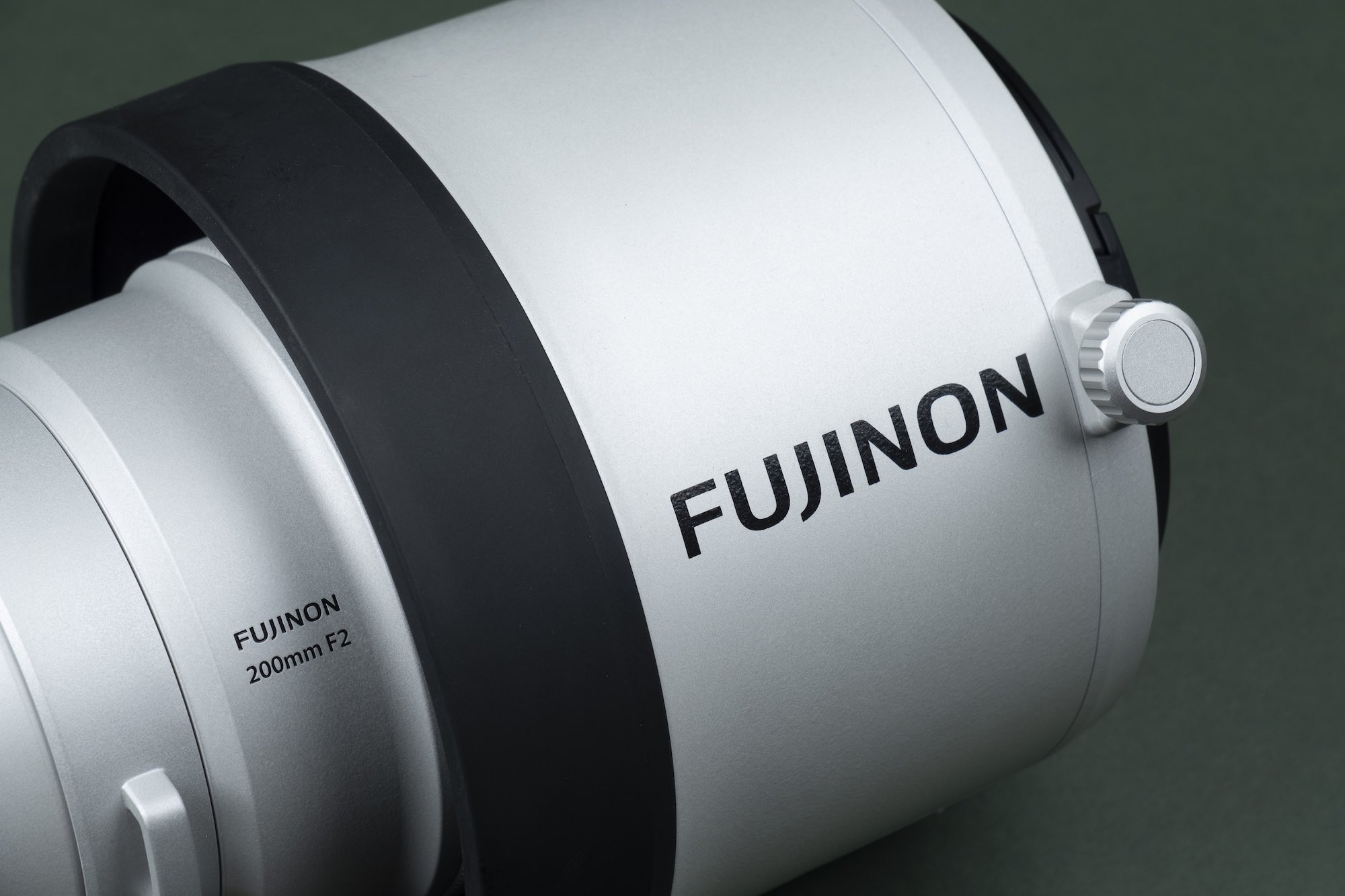 FUJINON 200mm F2 Lens FUJIFILMproduct photography services singapore studio photographer asia ecommerce technology tech camera digital 2