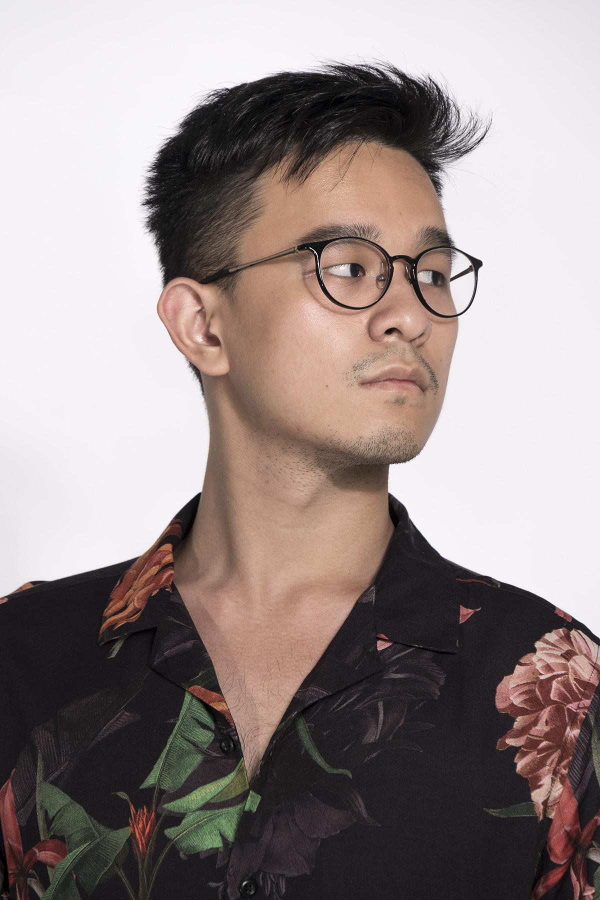 Fashion photography studio singapore services asia photographer photoshoot model man portrait color