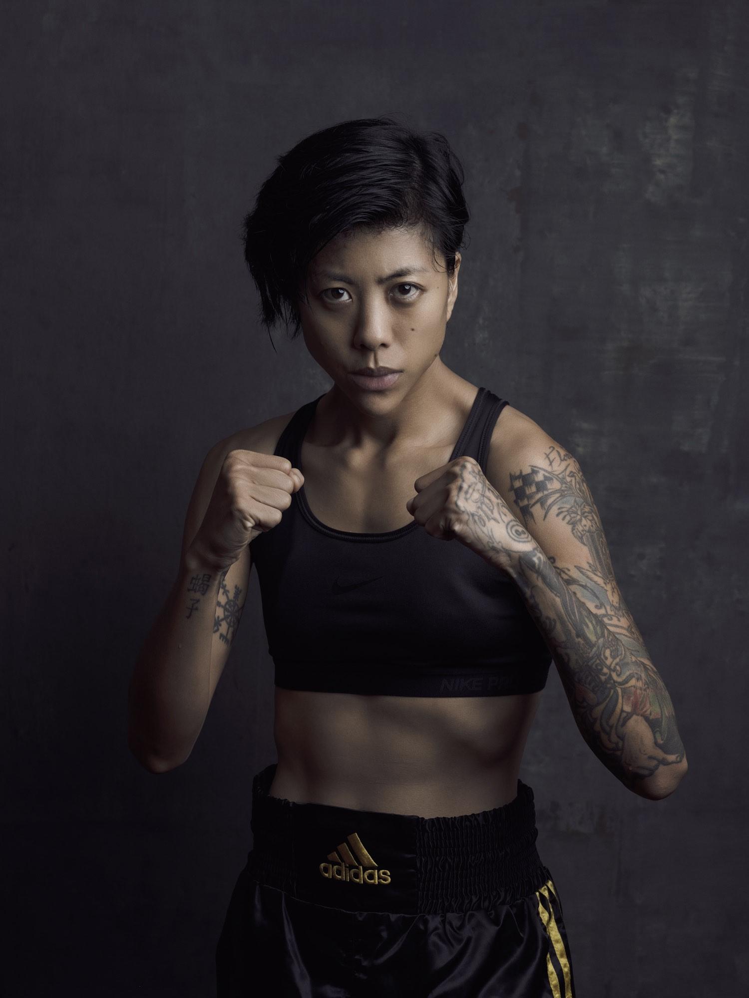 Fashion photography studio singapore services asia photographer photoshoot model woman boxe adidas