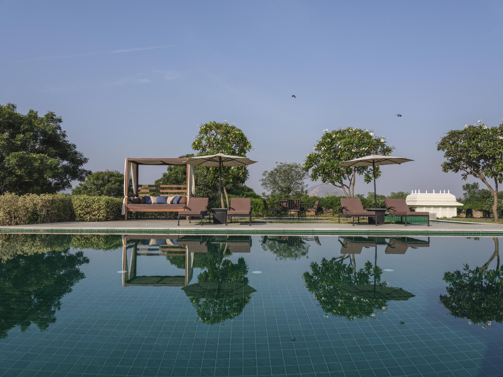 Hyatt Alila Fort Bishangarh Jaipur India Jose Jeuland Photographer singapore interior photography travel