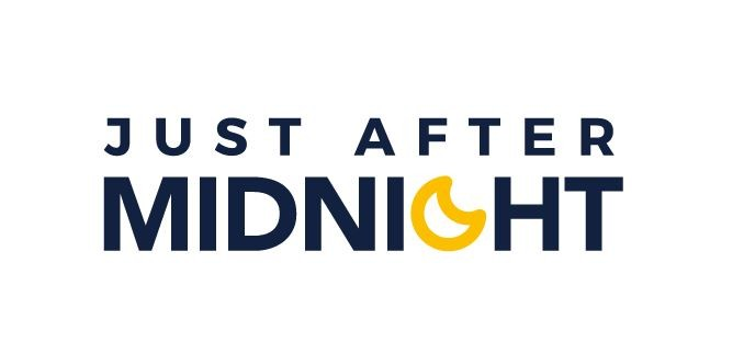 Just after midnight logo