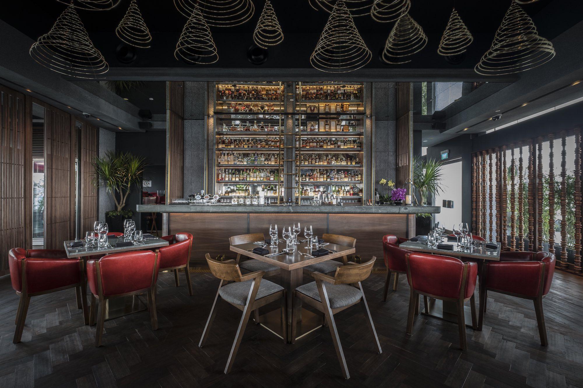 CE LA VI Restaurant Rooftop Bar Interiors Photography Singapore COCO Creative Studio 29