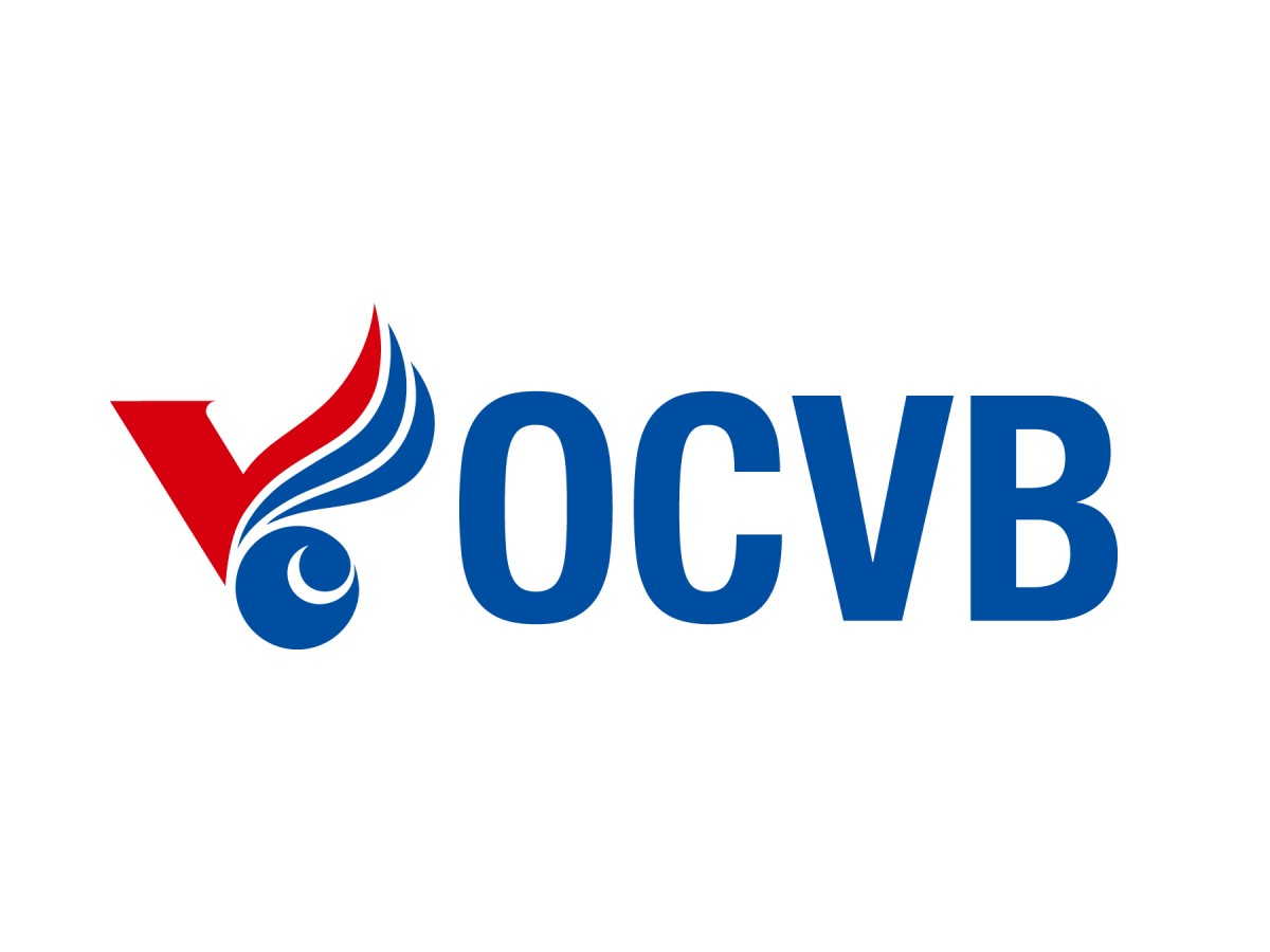 Okinawa Convention & Visitors Bureau Logo