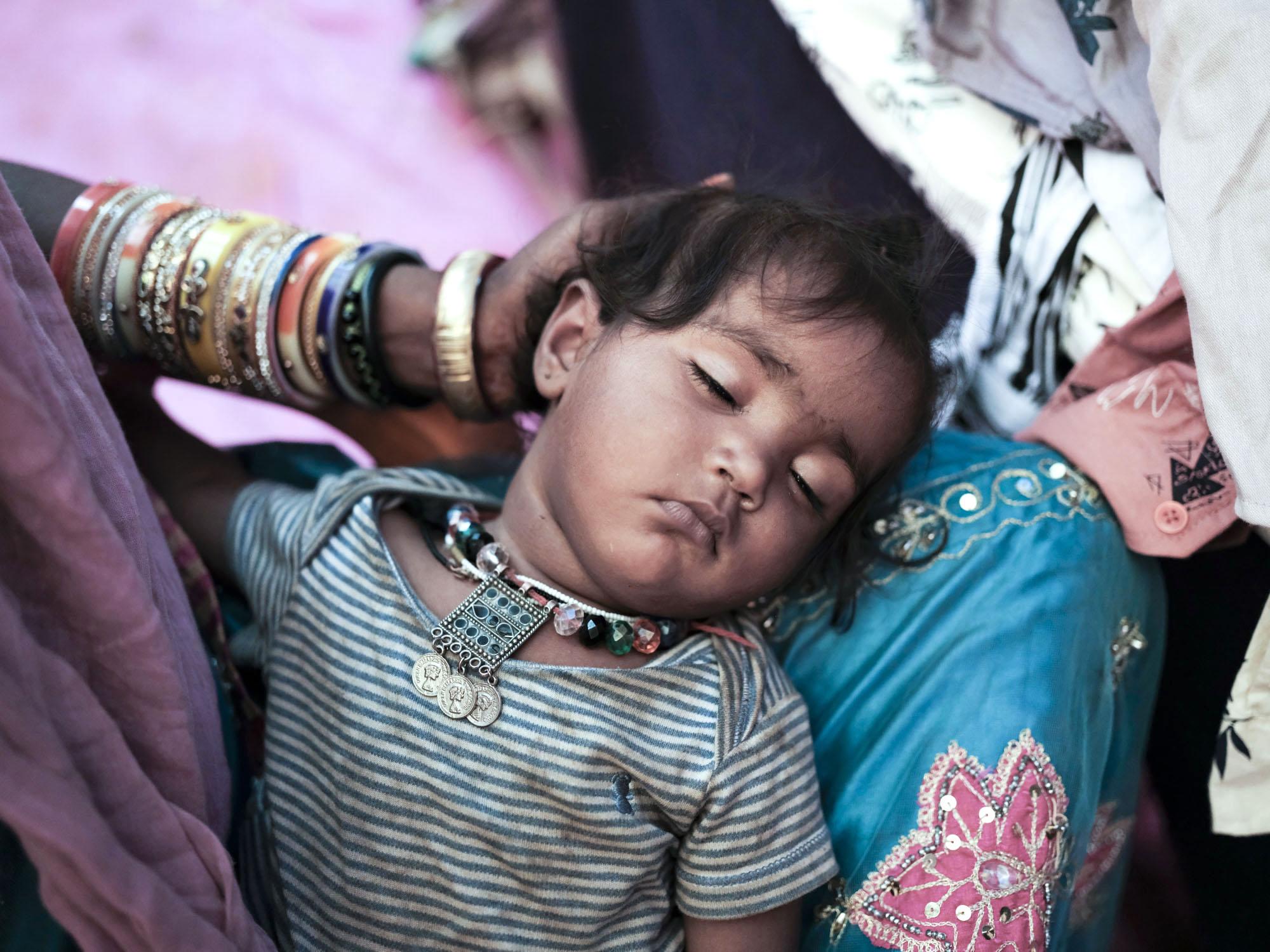 Gypsy Kalbelia tribe nomad Rajasthan India Documentary Photography Photographer Jose Jeuland-1