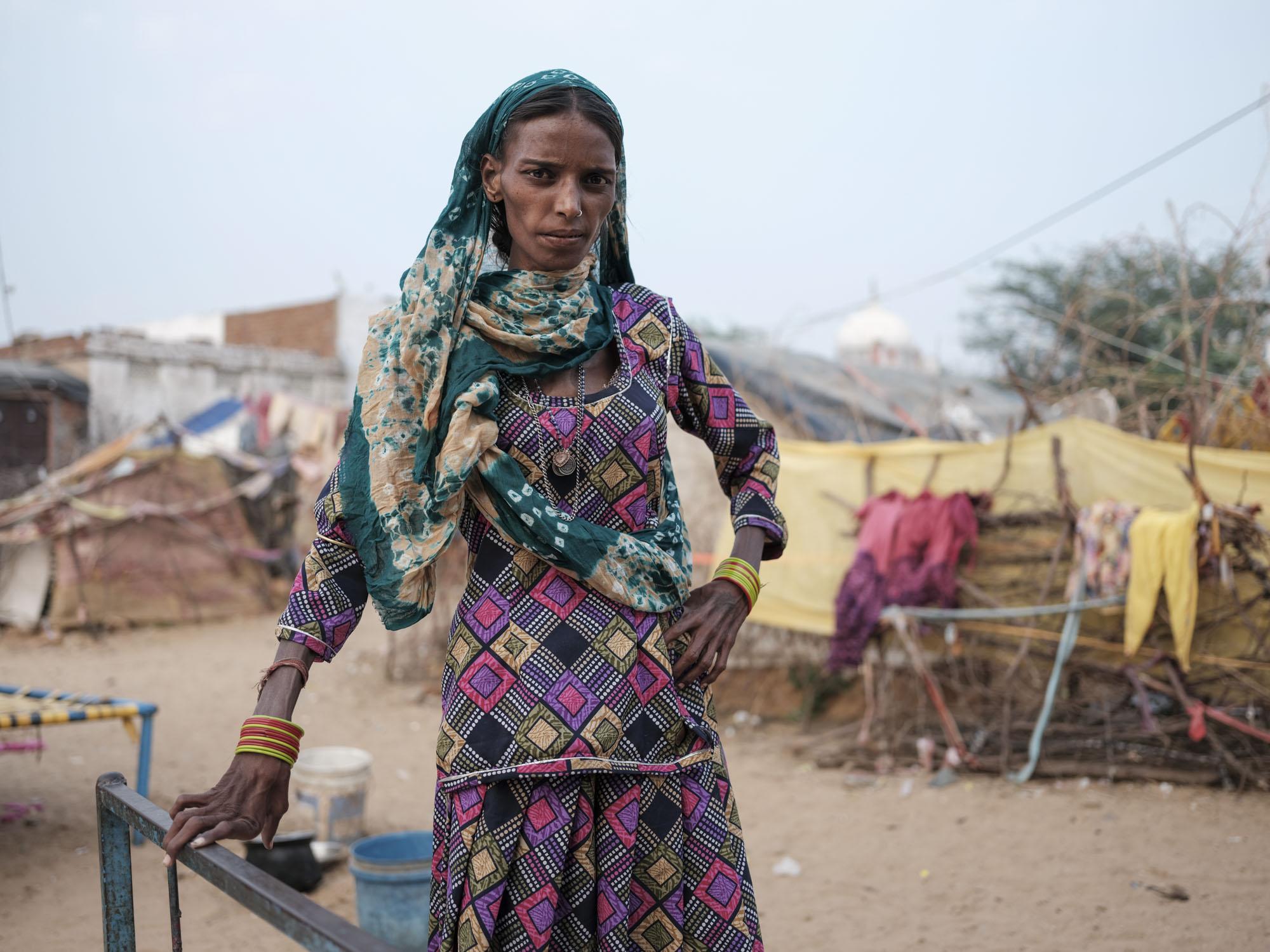 Gypsy Kalbelia tribe nomad Rajasthan India Documentary Photography Photographer Jose Jeuland-8