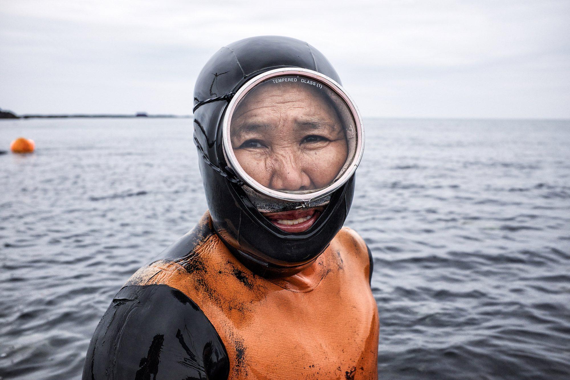 Haenyeo Women Divers Sea Jeju Island South Korea Documentary Photography 2