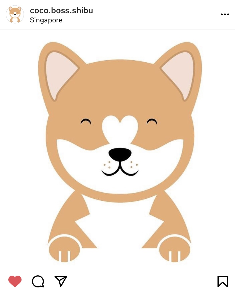Illustration Dog Graphic Design Coco Creative Studio IMG_7337