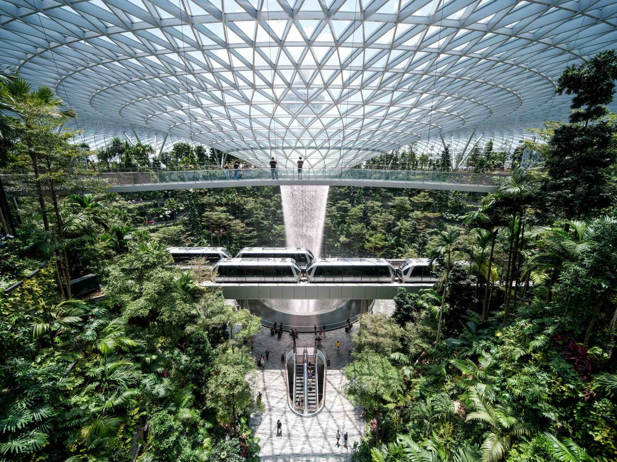Jewel Airport Singapore Photography Coco Creative Studio-1