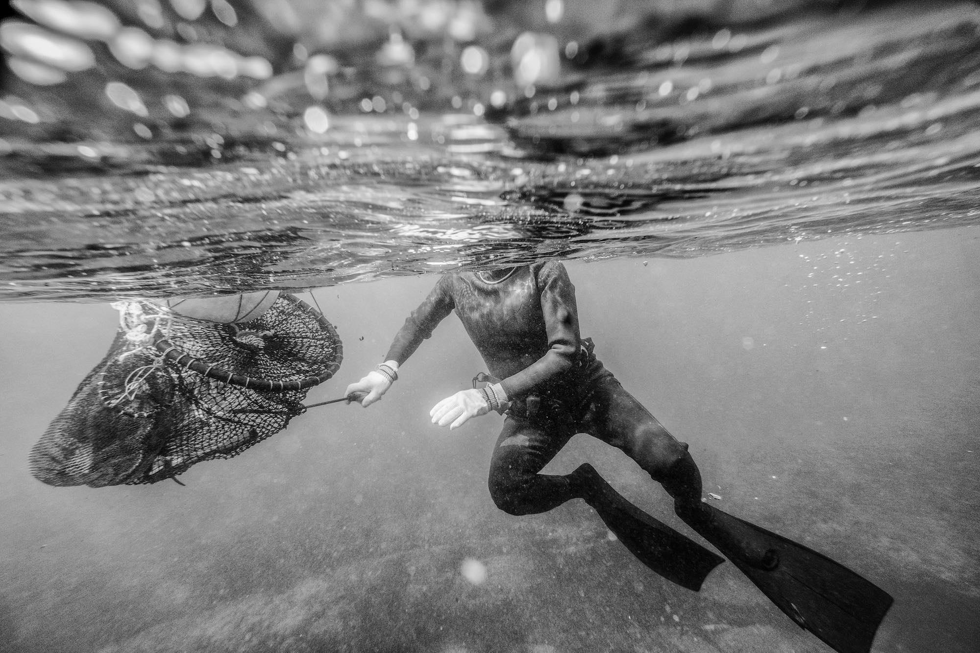 Underwater Photography Haenyeo Jeju FUJIFILM XT2 Singapore Jose Jeuland COCO Creative Studio6
