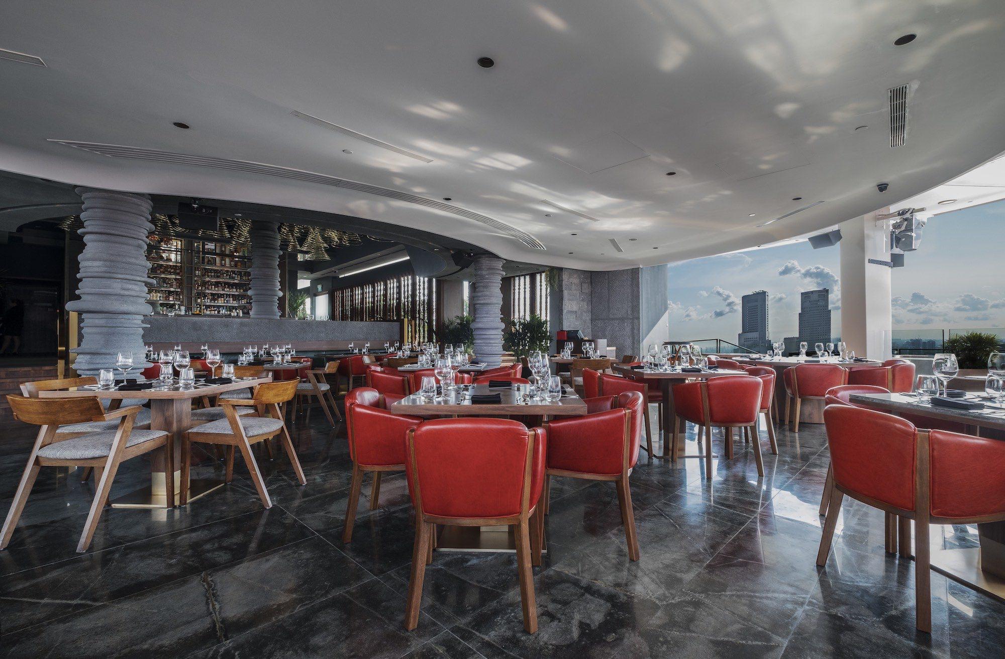 CE LA VI Restaurant Rooftop Bar Interiors Photography Singapore COCO Creative Studio 14-copy