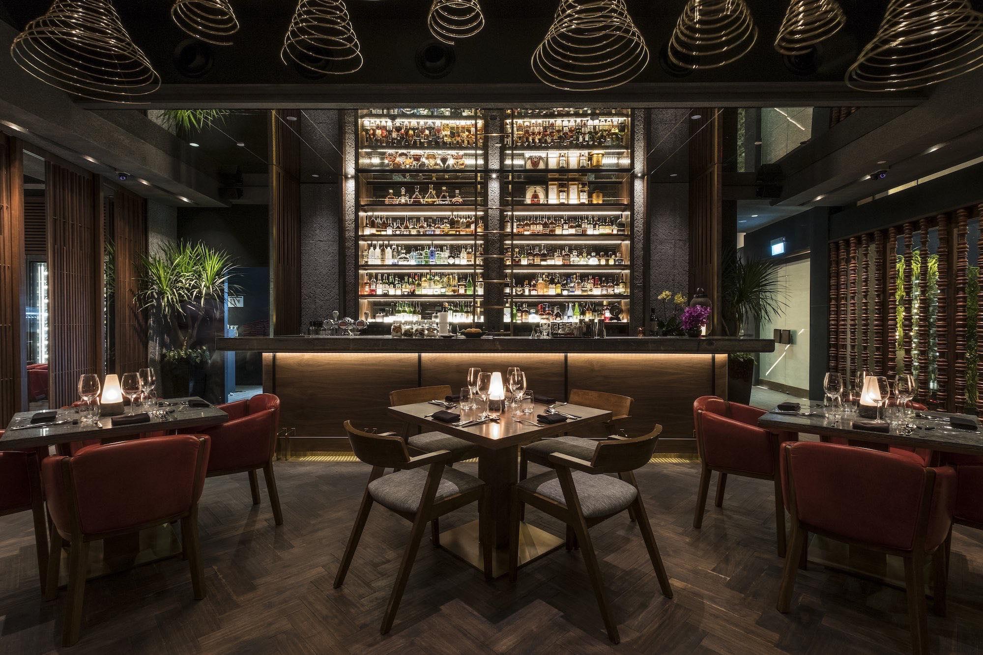 CE LA VI Restaurant Rooftop Bar Interiors Photography Singapore COCO Creative Studio 2-copy