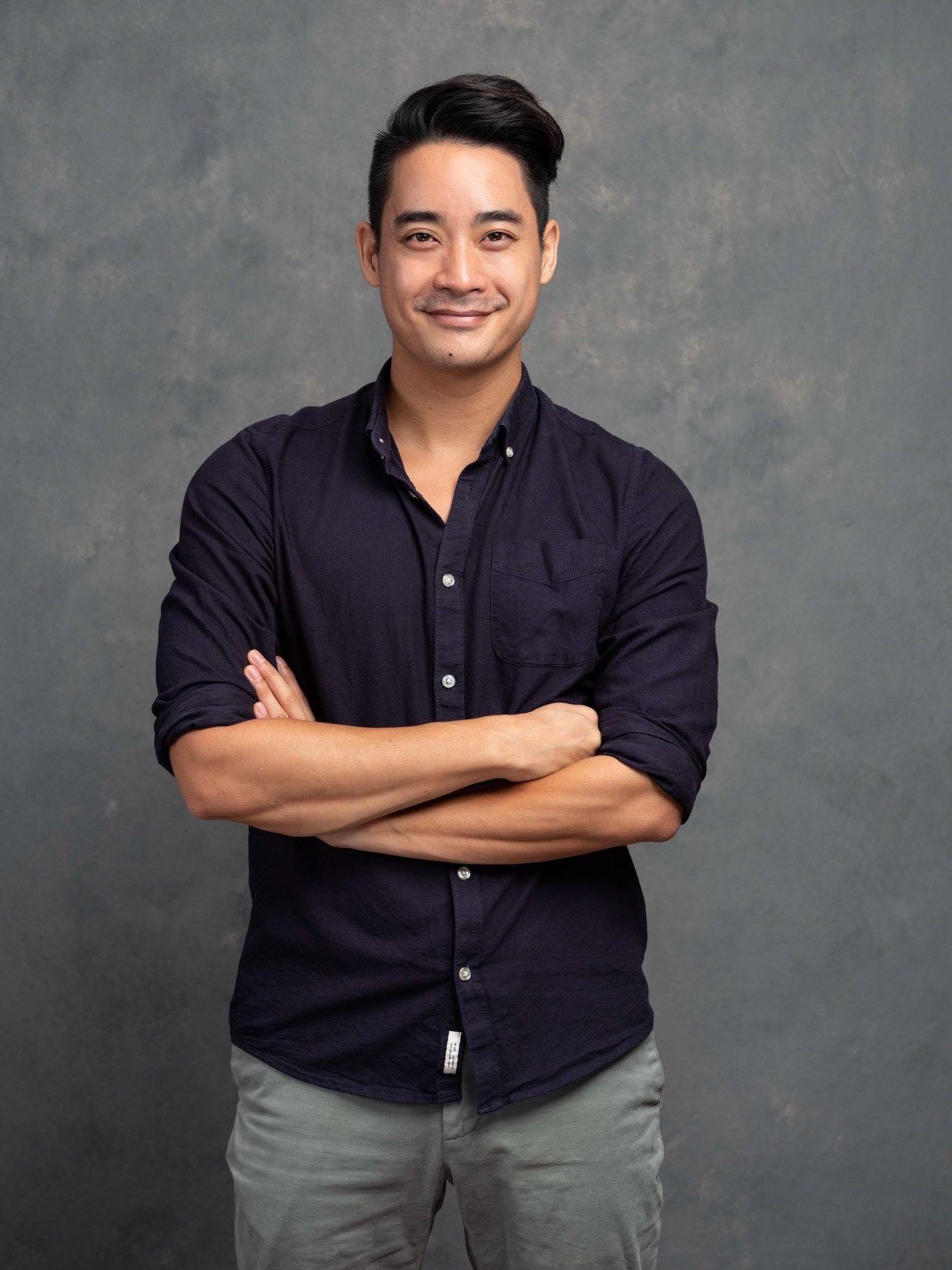 Daniel Headshot Photography Portrait Singapore Coco Creative Studio 6-1