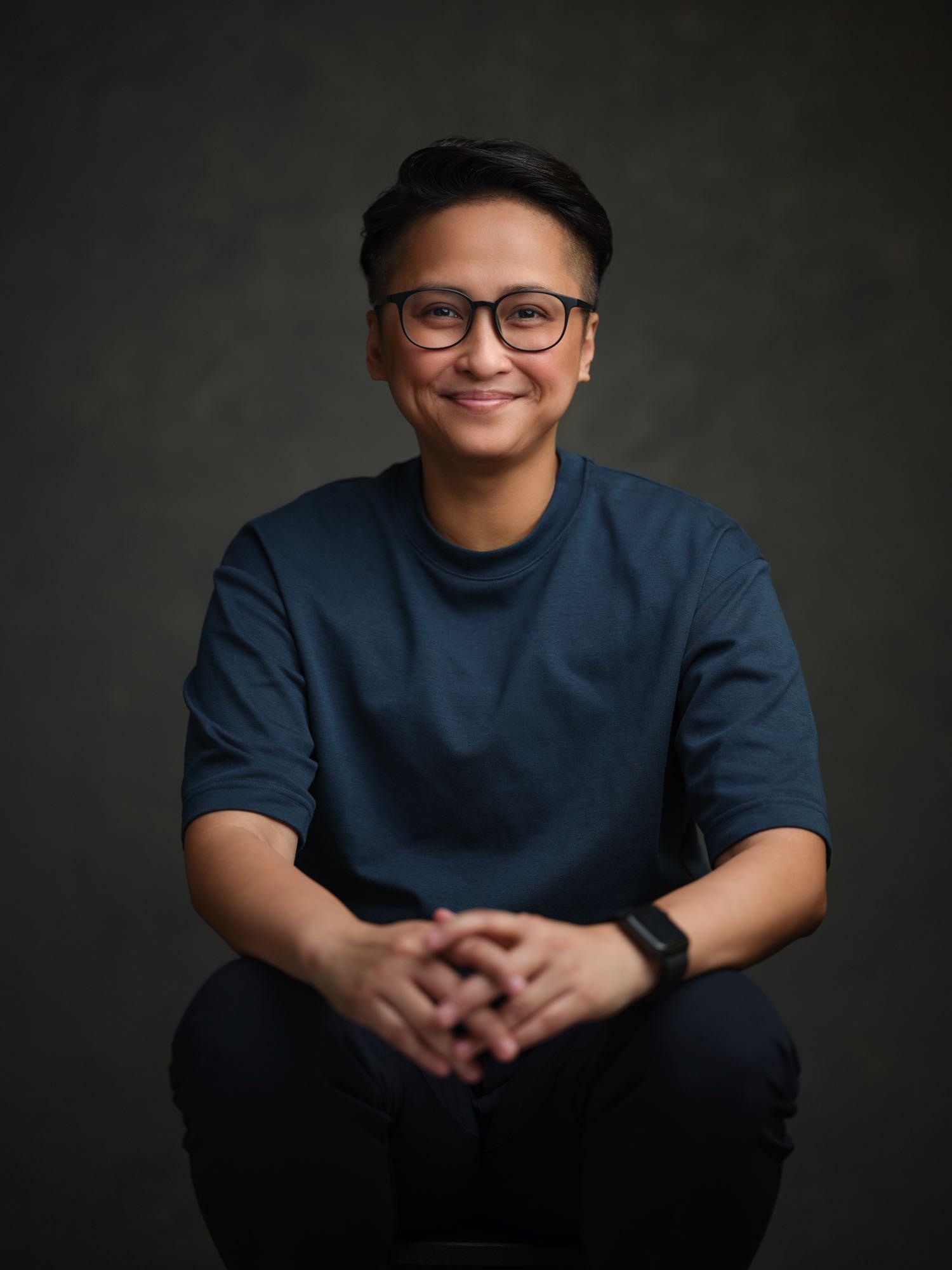 Headshot Session Portrait Photography Singapore COCO Creative Studio Photographer Quen-2