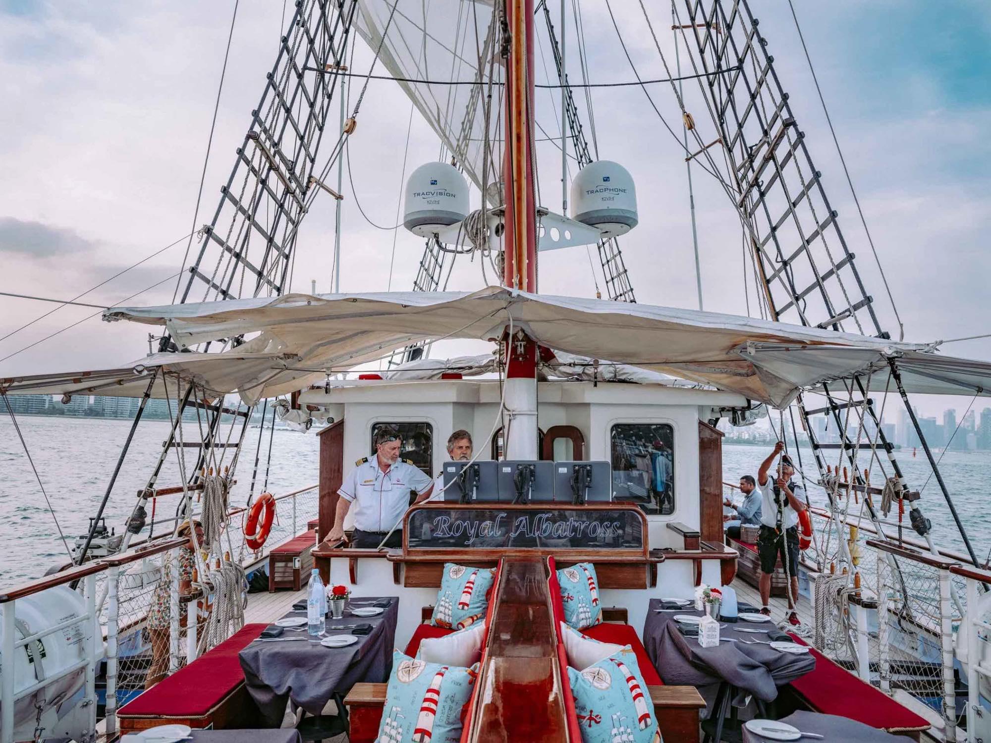 Hospitality Photography Yacht Singapore Coco Creative Studio-1