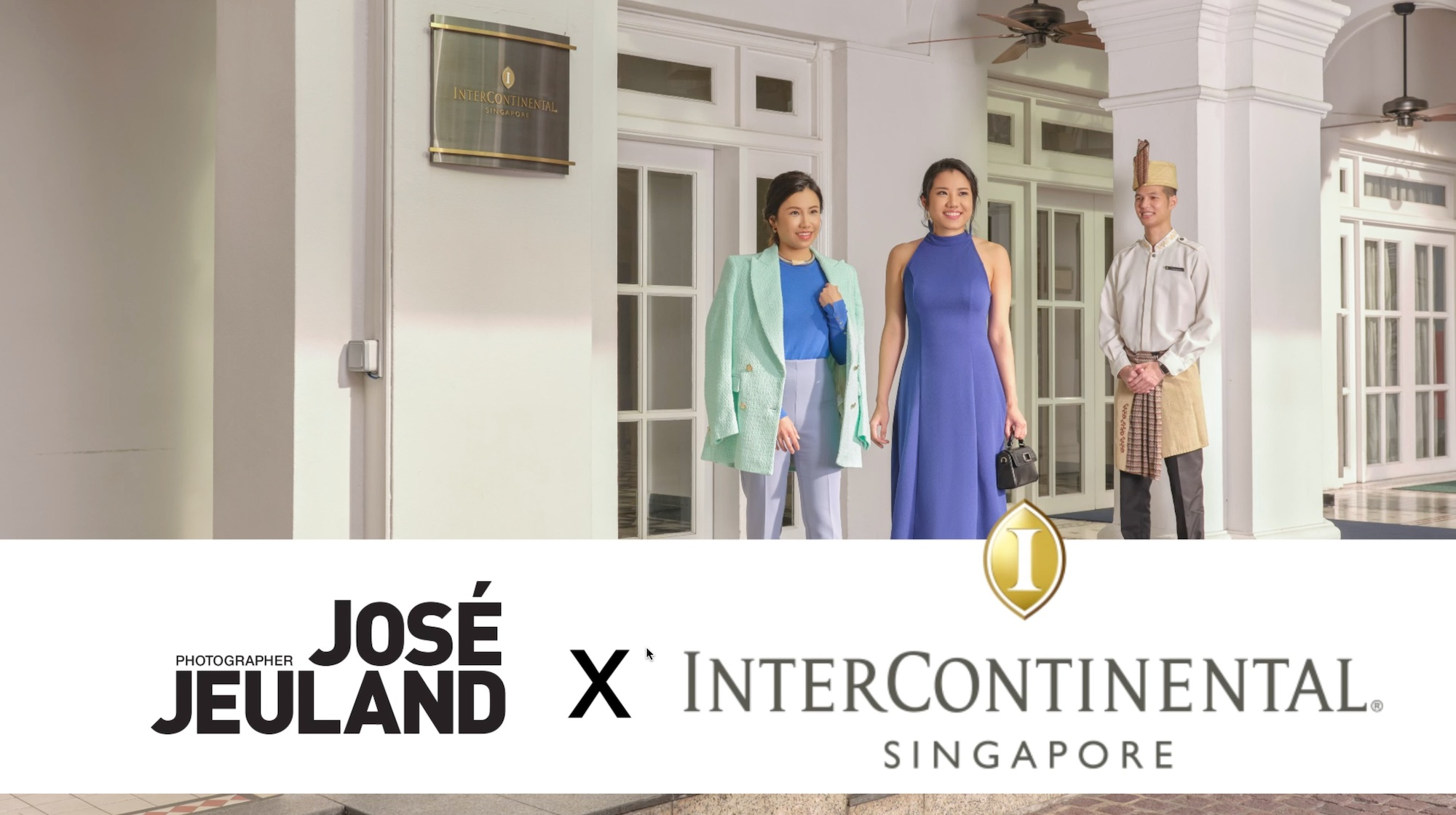 Intercontinental Hotel Singapore BTS Jose Jeuland Commercial photographer COCO Creative Studio copy