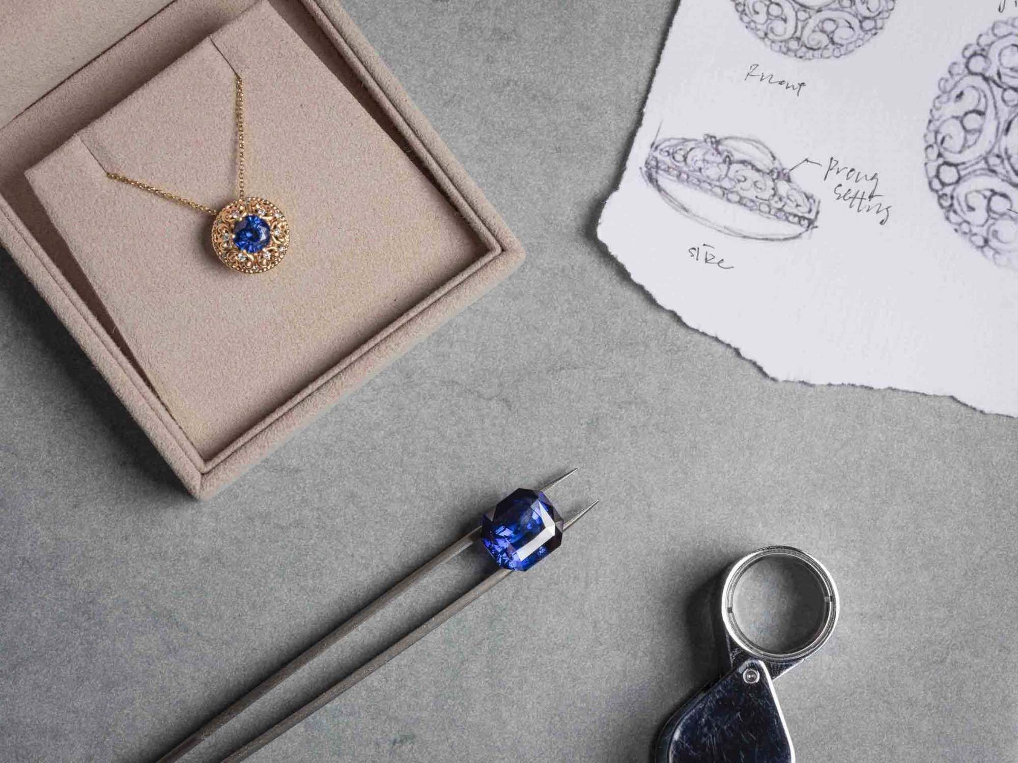 Jewellery Product Photography Singapore Coco Creative Studio-5