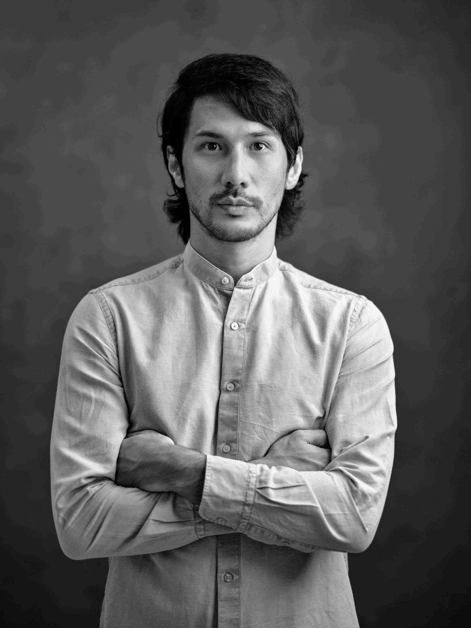 Black and White Portrait Photography Singapore Coco Creative Studio-1242