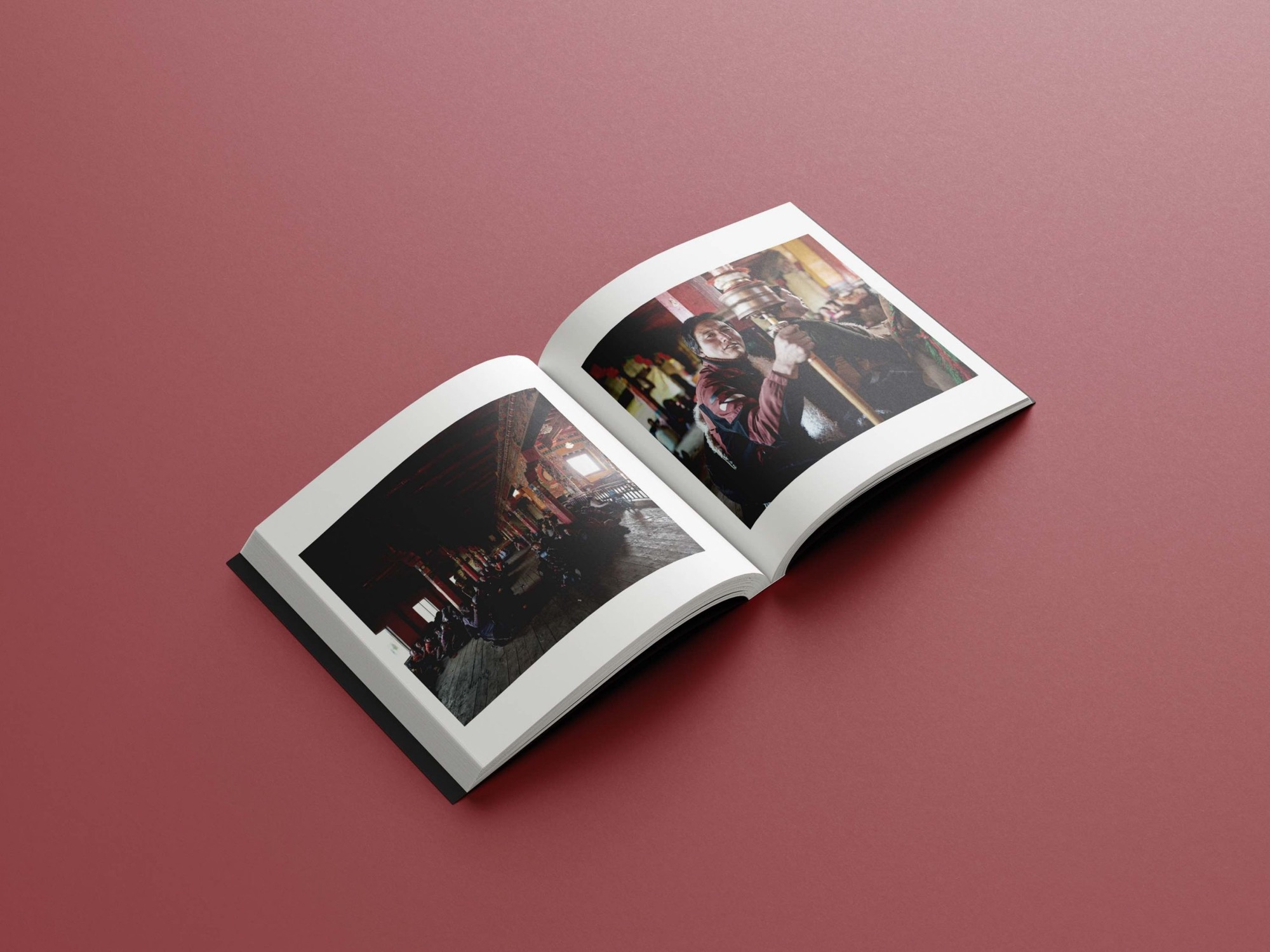 Tibet Photography Book Sichuan Documentary Singapore Coco Creative Studio 1-6