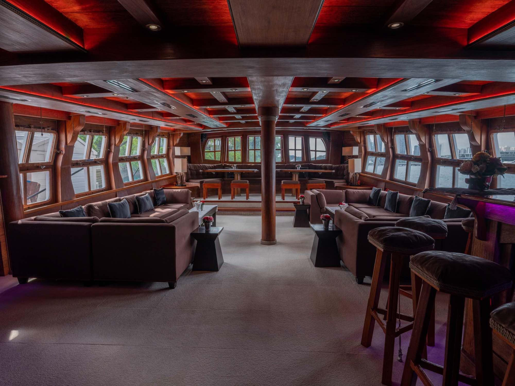 Yacht Royal Albatross Hospitality Photography Interiors Singapore Photographer COCO Creative Studio-2