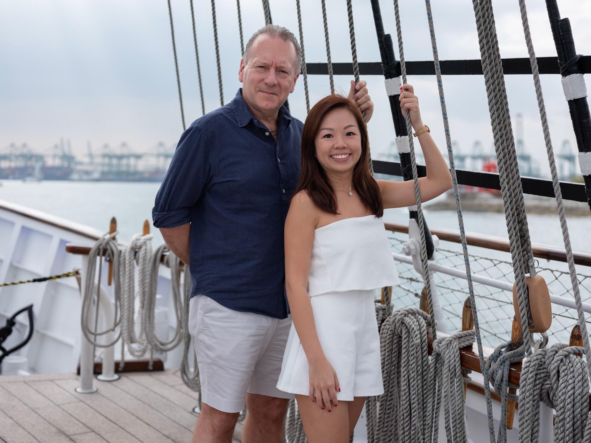 Yacht Royal Albatross Hospitality Photography Interiors Singapore Photographer COCO Creative Studio-5
