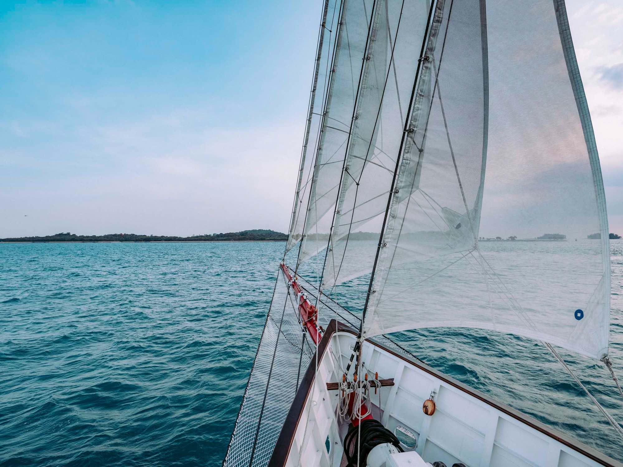 Yacht Royal Albatross Hospitality Photography Singapore COCO Creative Studio 1-1