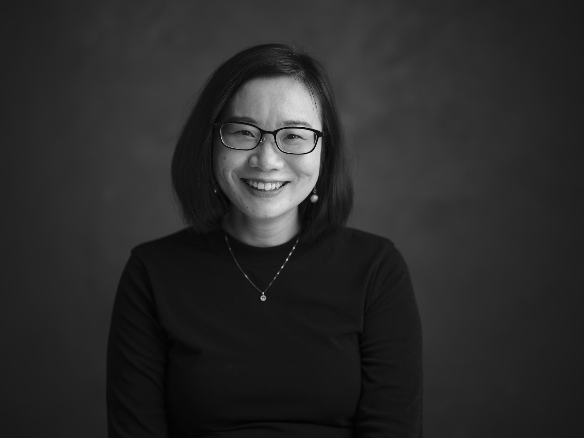 Headshot Photography Black and White Portrait Photographer Singapore COCO Creative Studio 30074
