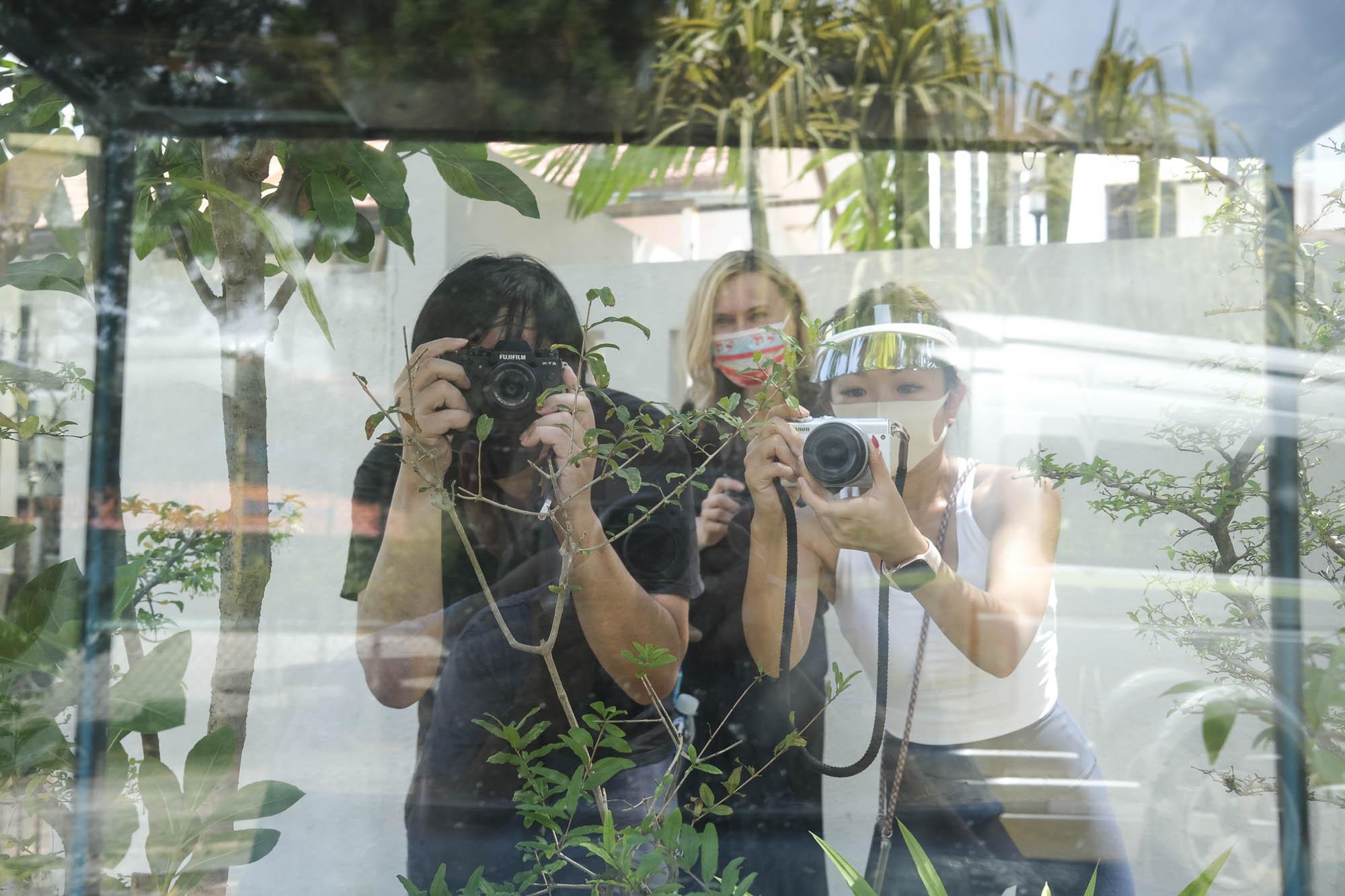 Photowalk with FUJIFILM Photography Workshop Singapore COCO Creative Studio 40