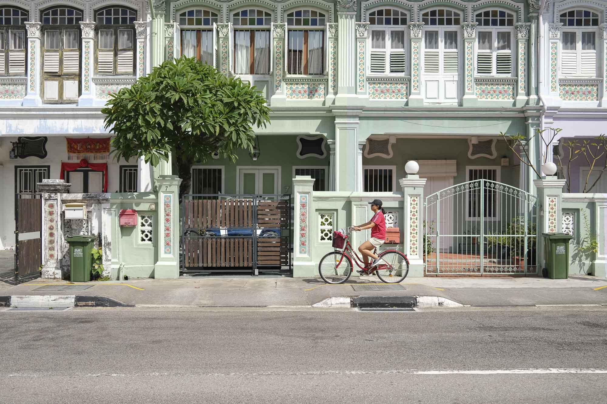 Photowalk with FUJIFILM Photography Workshop Shophouse Singapore COCO Creative Studio 5