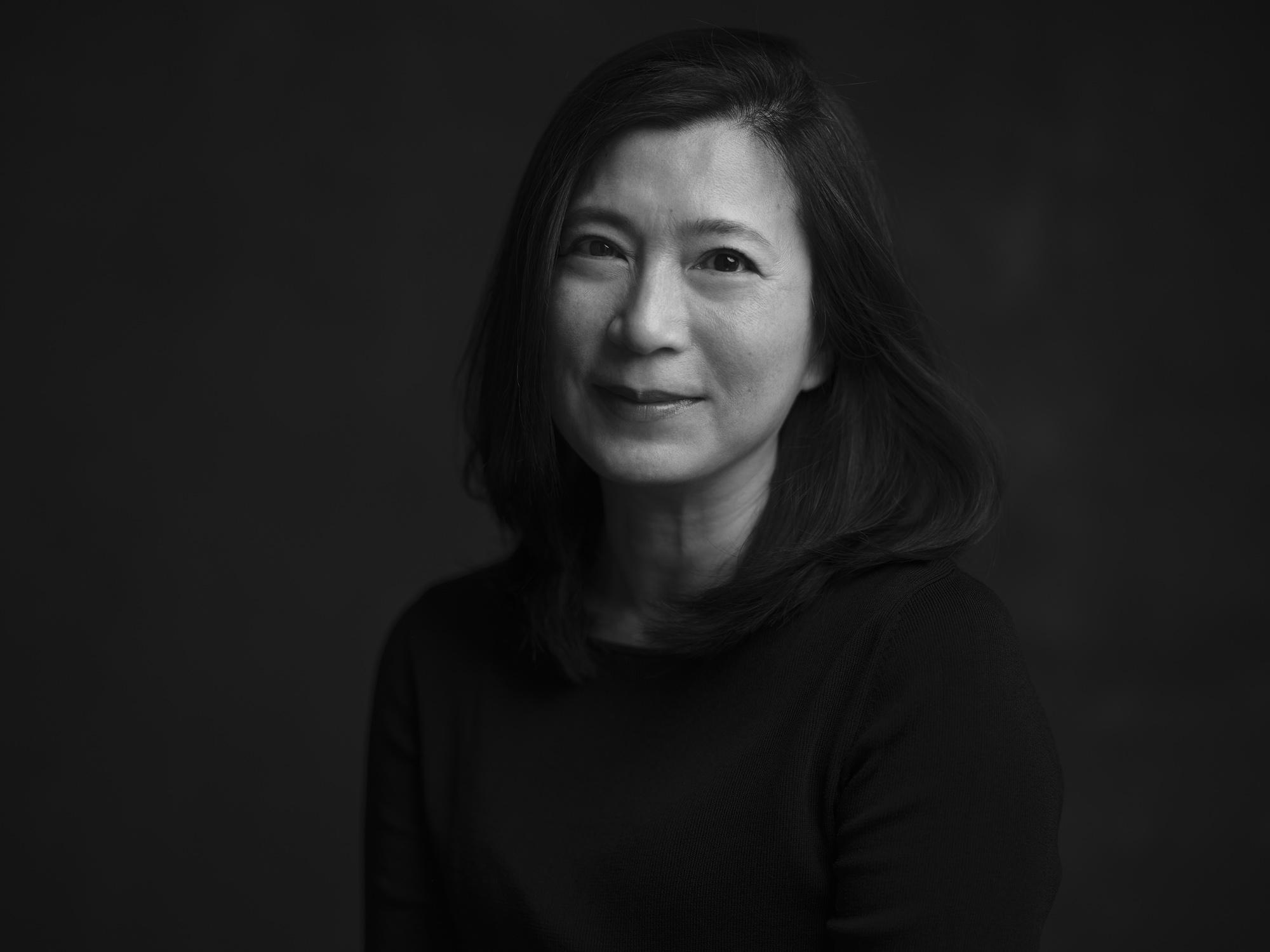 Black and White Portrait Photography Headshot Photographer Singapore COCO Creative Studio 1