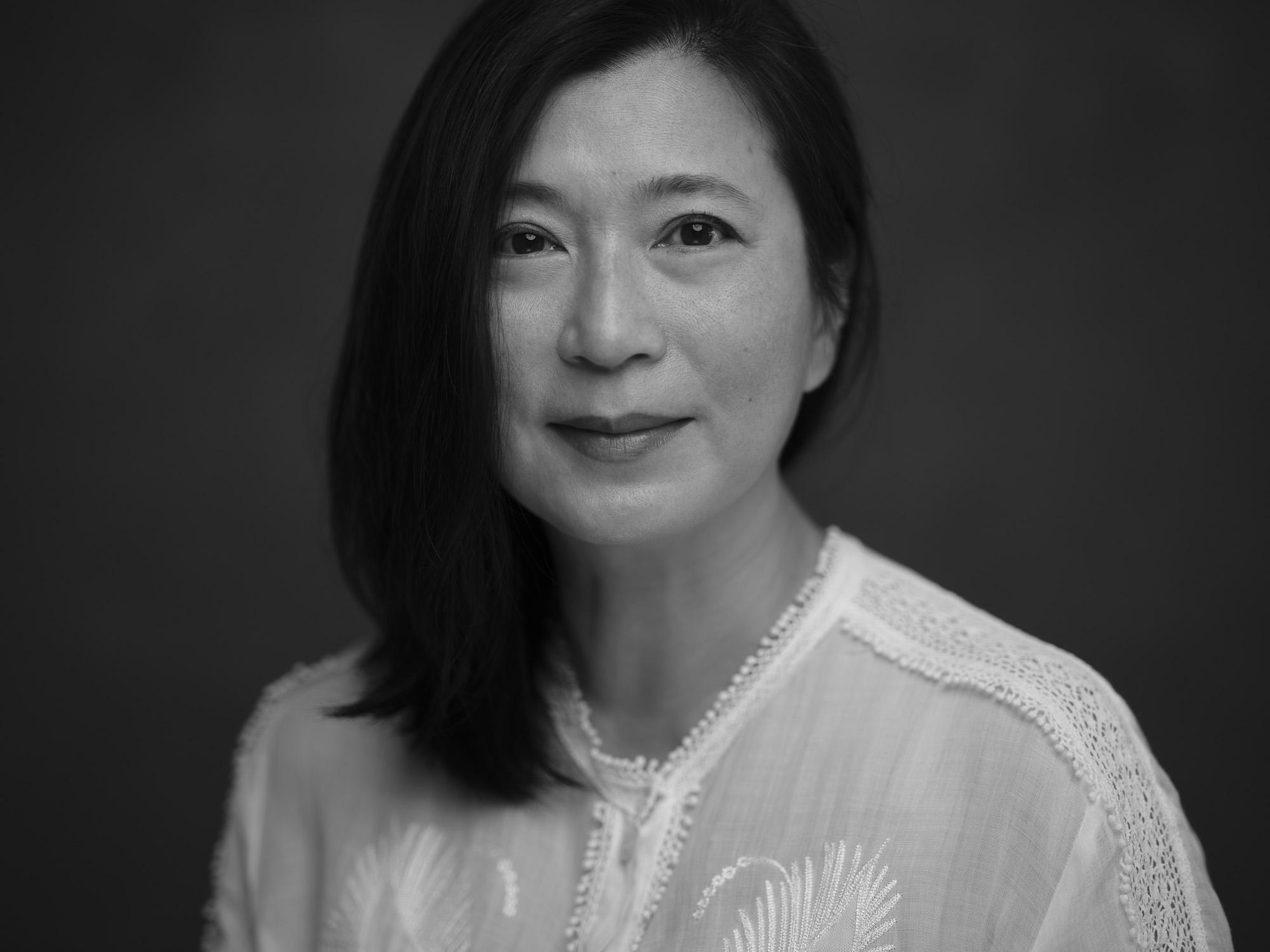 Black and White Portrait Photography Headshot Photographer Singapore COCO Creative Studio 2