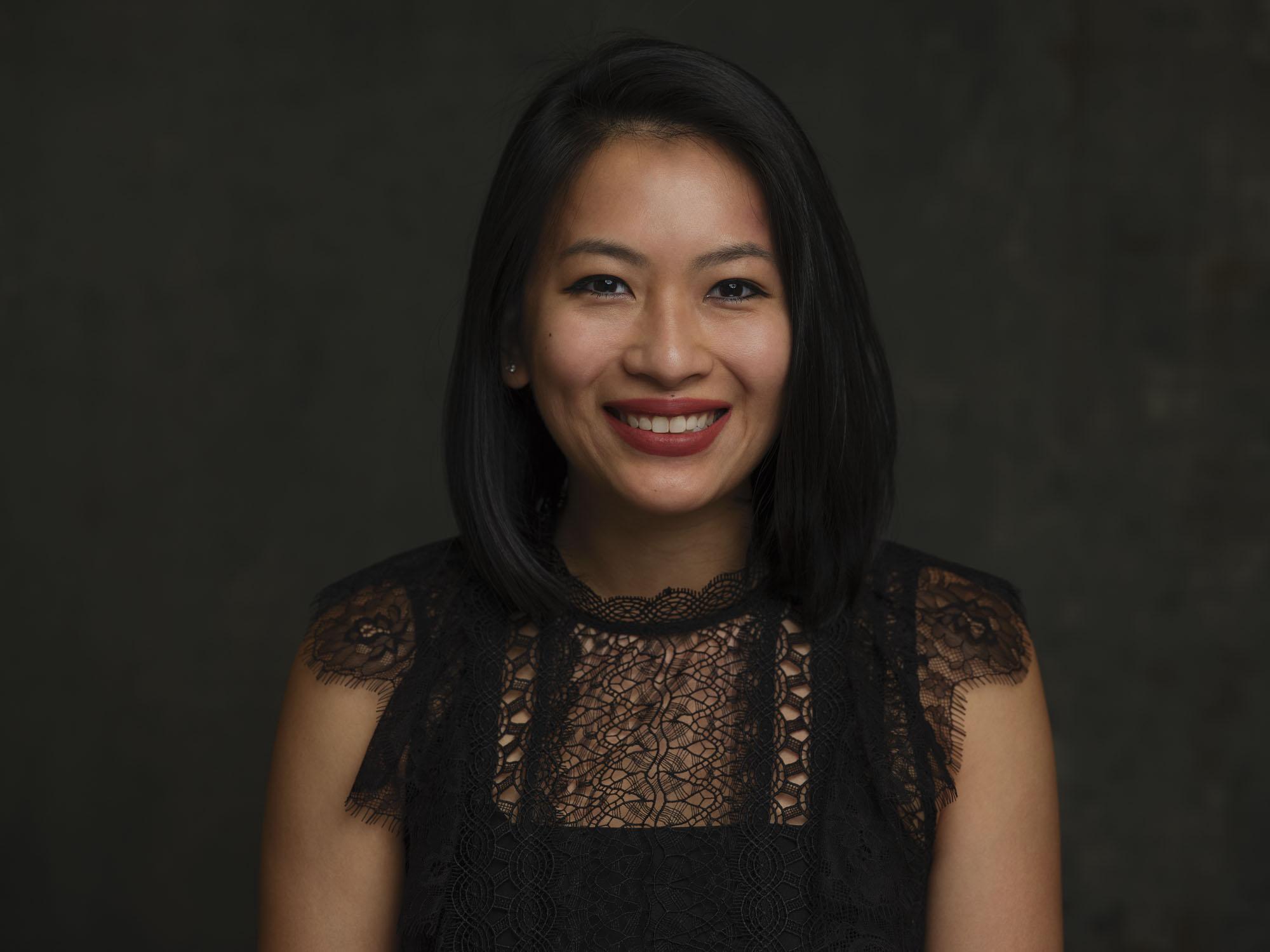 Headshot session Portrait Photographer Singapore COCO Creative Studio 6