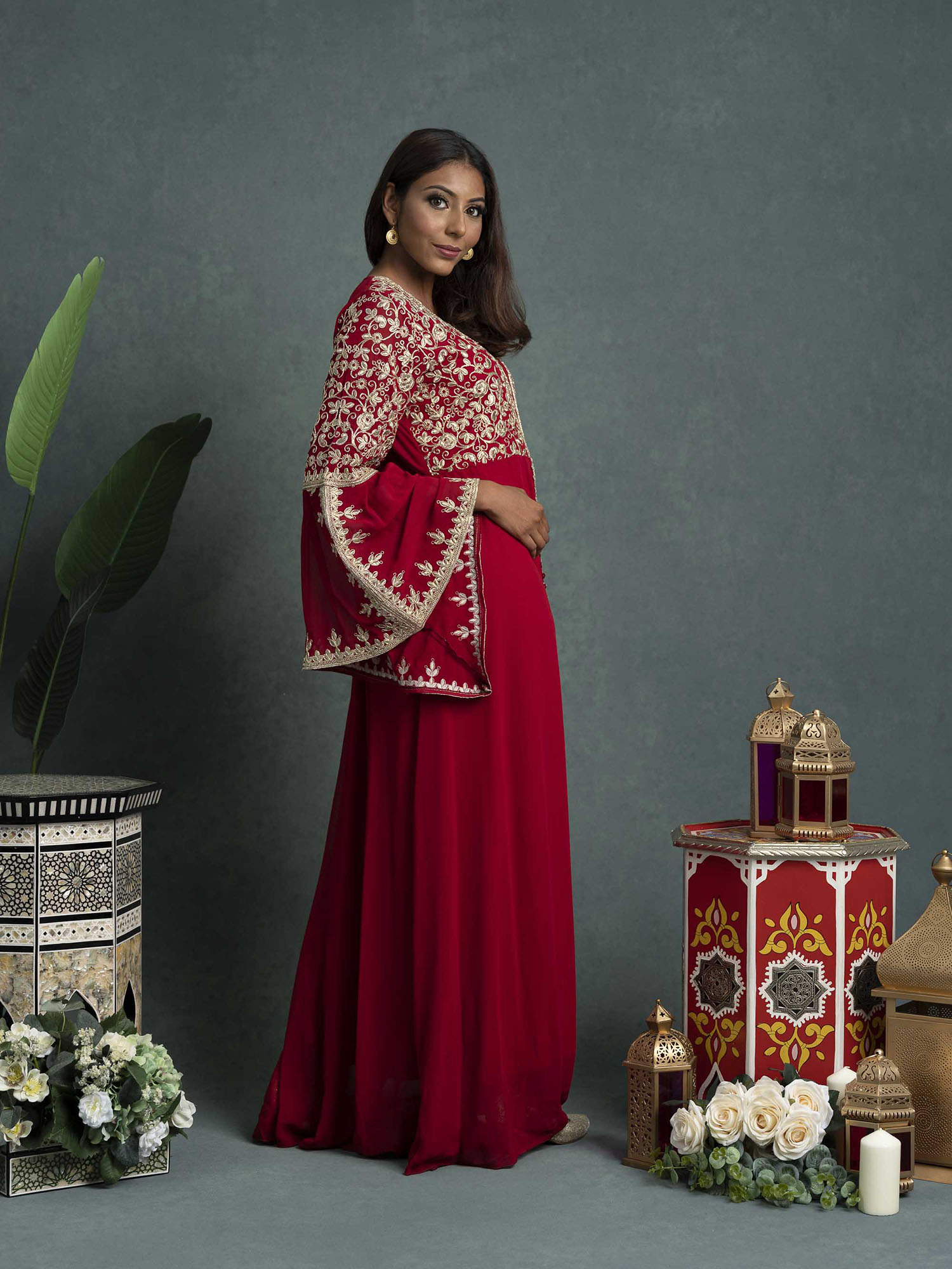 Fashion Photography Maghrebi Clothing Singapore Product Photographer COCO Creative Studio 7