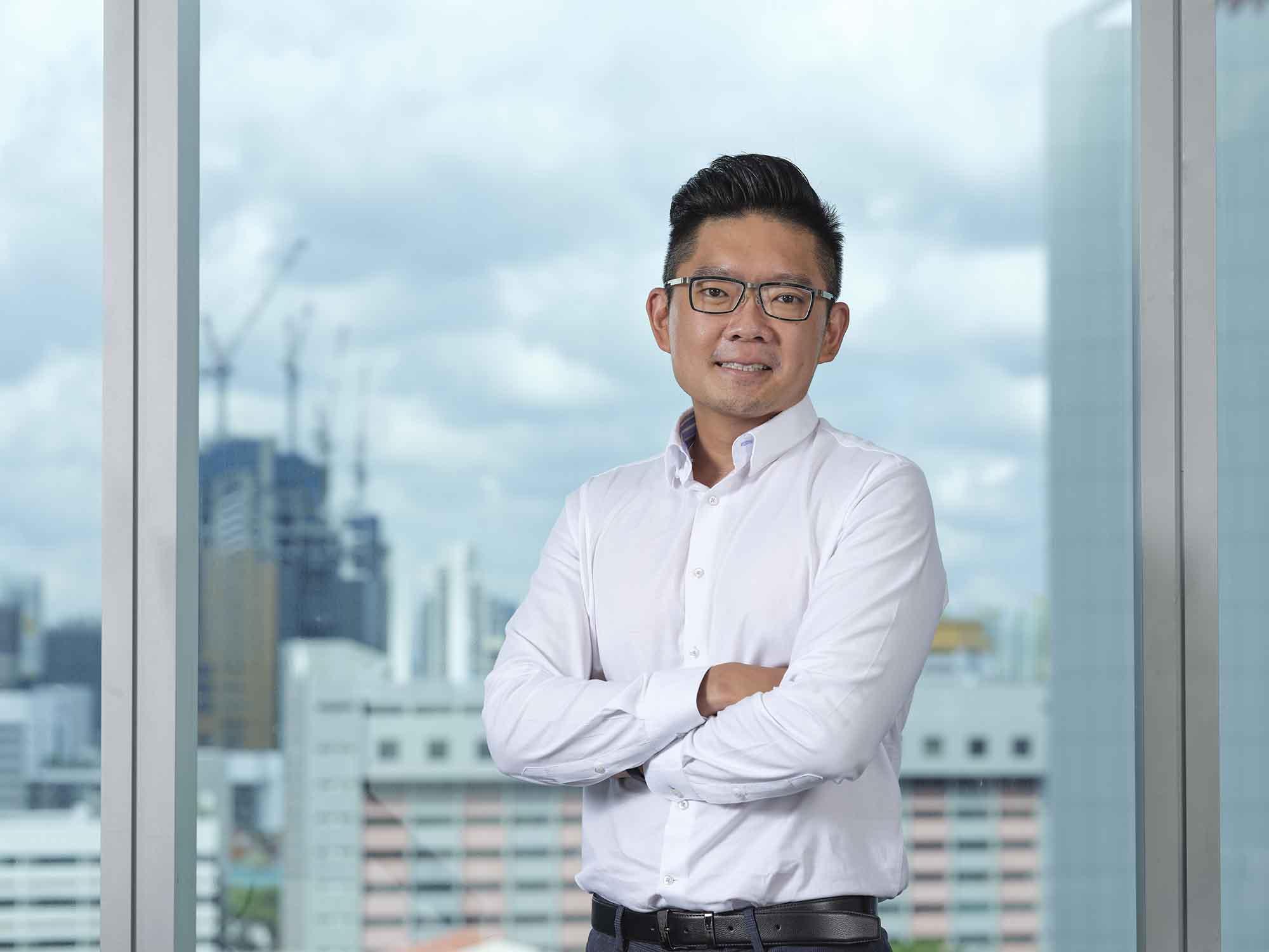 Headshot Photography Portrait Photographer Singapore COCO Creative Studio 19