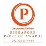 Prestige Winner logo COCO Creative Studio