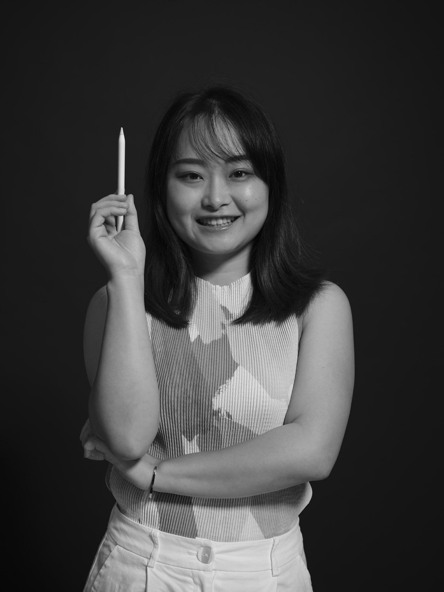 Ramboll Black and White Photography Portrait Photographer Singapore COCO Creative Studio 12