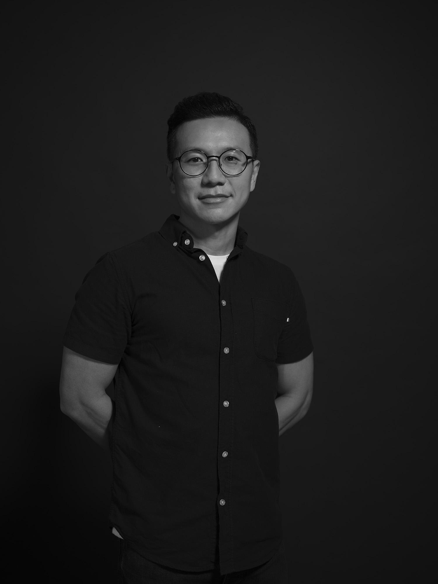 Ramboll Black and White Photography Portrait Photographer Singapore COCO Creative Studio 21