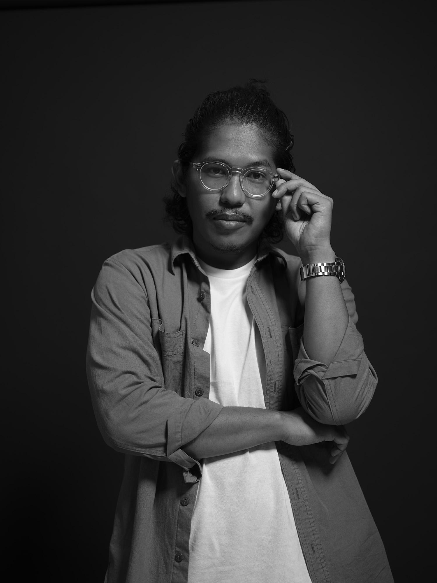 Ramboll Black and White Photography Portrait Photographer Singapore COCO Creative Studio 25