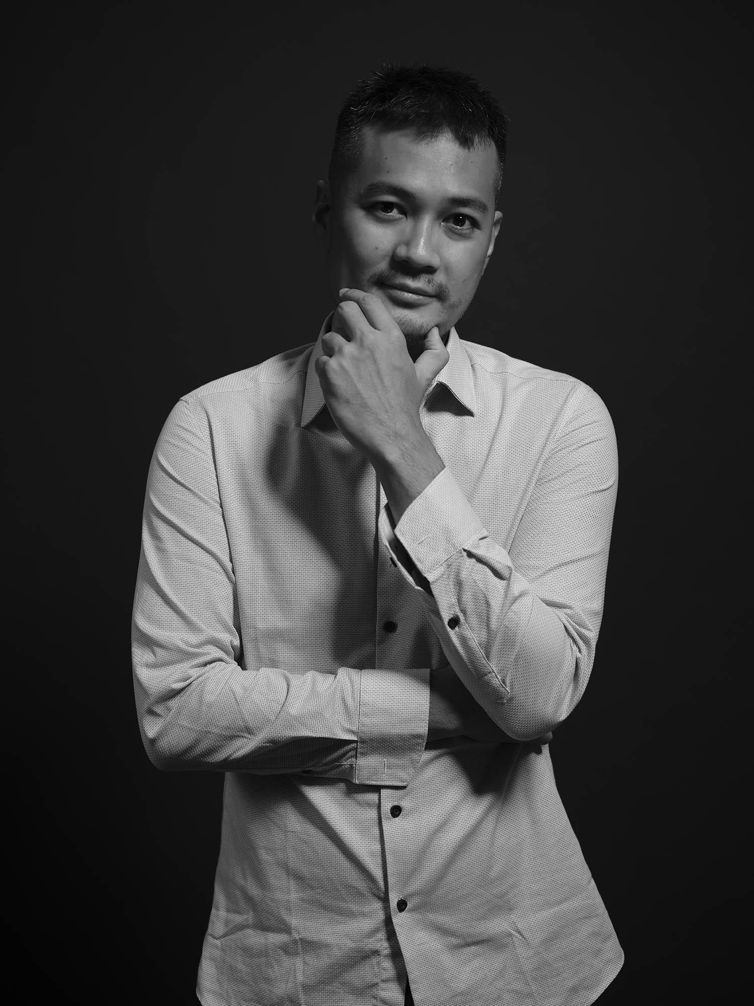 Ramboll Black and White Photography Portrait Photographer Singapore COCO Creative Studio 43